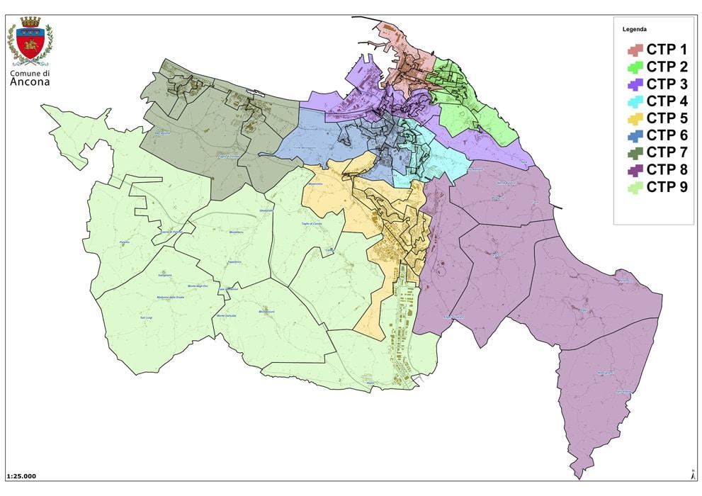 Mappa CTP